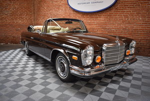 Picture of 1971 Mercedes Benz 280SE 3.5 Cabriolet SOLD