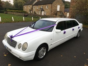 1998 Mercedes Wedding Limousine For Sale