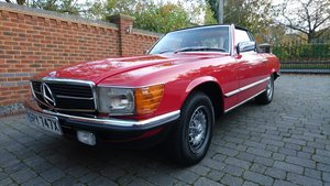 1982 Classic R107 Mercedes 280 SL For Sale