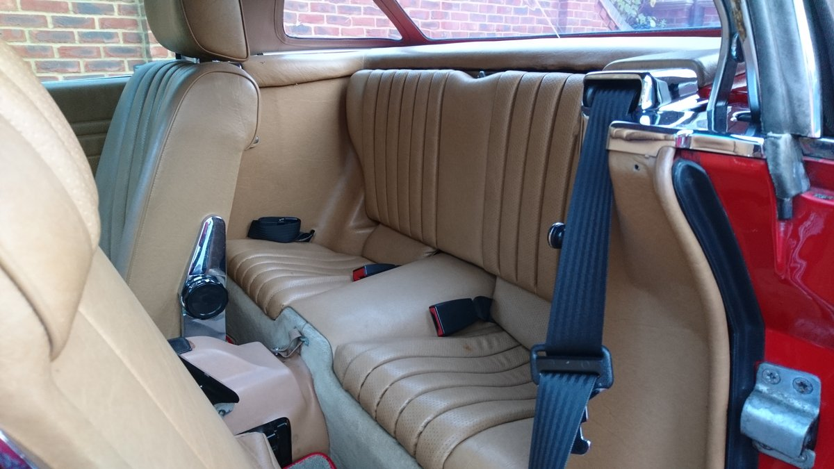 1982 Classic R107 Mercedes 280 SL For Sale (picture 5 of 5)