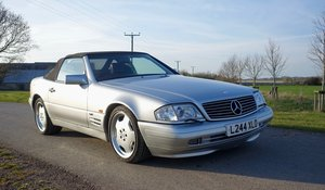 1993 MERCEDES-BENZ 600SL *** SOLD *** For Sale by Auction