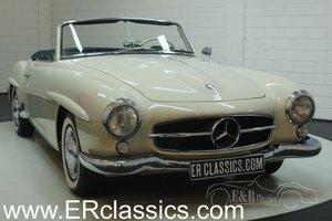 A real gem – Mercedes Benz 190 SL 1961 Holland delivered For Sale