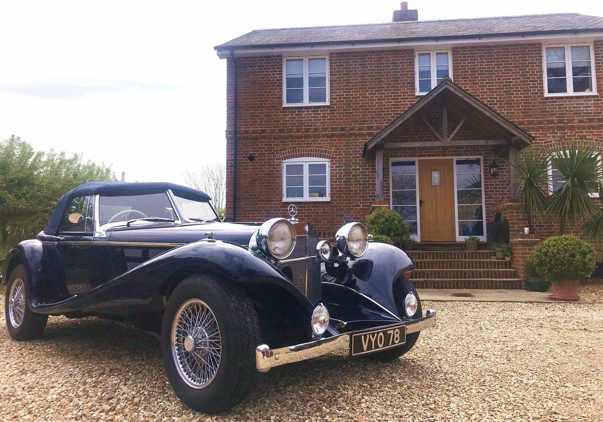 1936 Mercedes 540k (Replica) For Sale (picture 1 of 6)