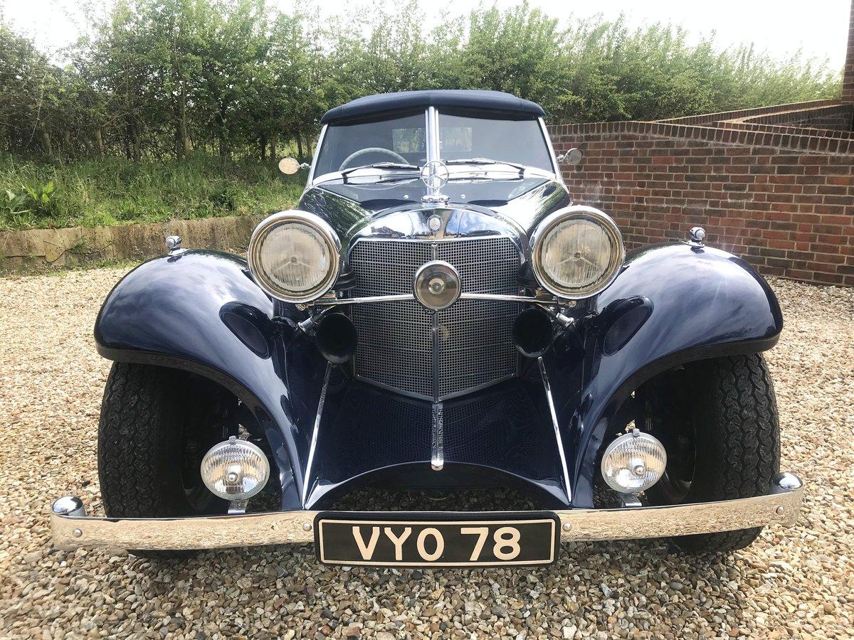1936 Mercedes 540k (Replica) For Sale (picture 2 of 6)