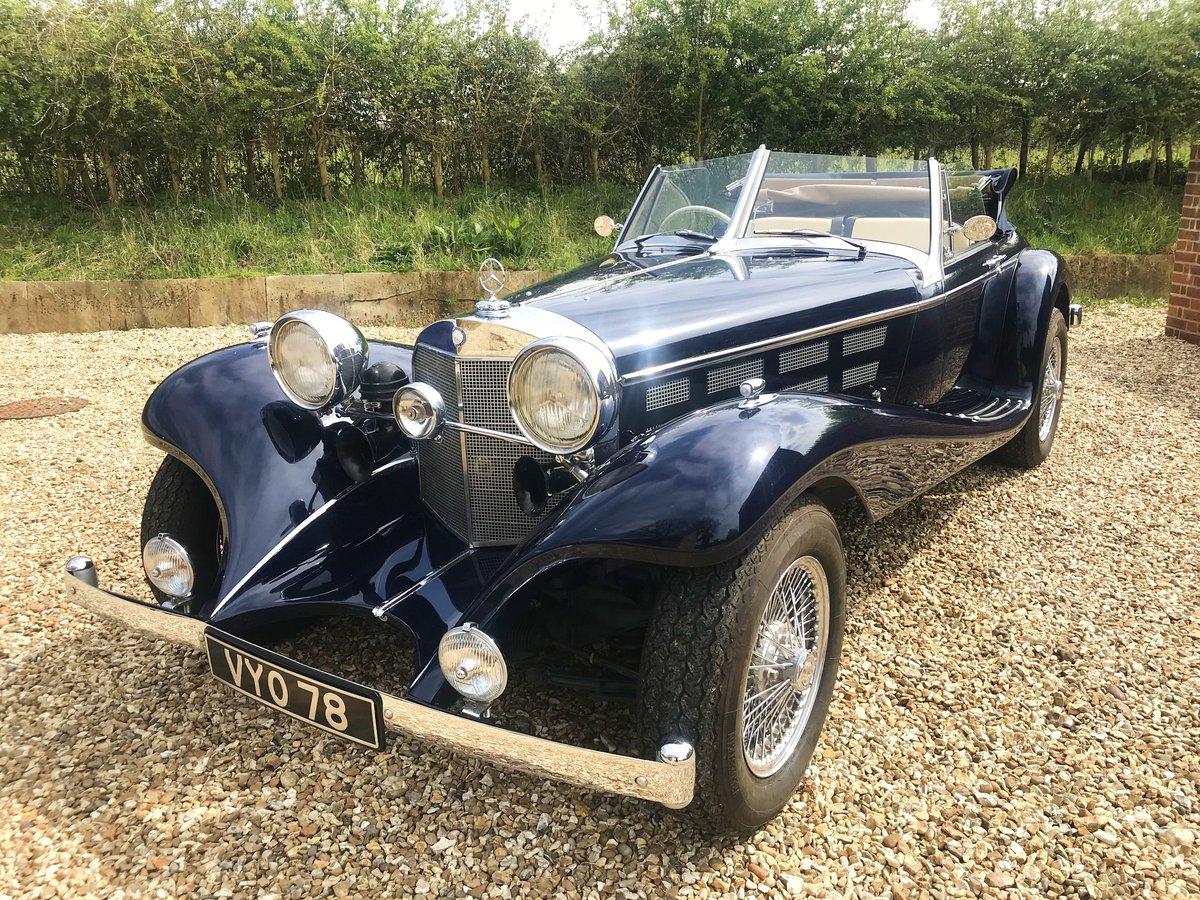 1936 Mercedes 540k (Replica) For Sale (picture 3 of 6)