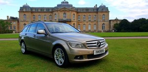 2008 LHD  MERCEDES C200 AUTOMATIC CDI ESTATE LEFT HAND DRIVE