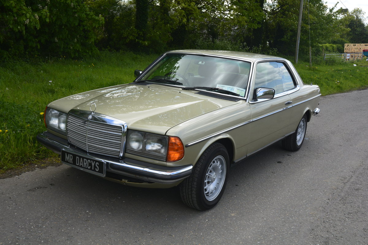 1984 Mercedes 280 CE for sale SOLD | Car And Classic