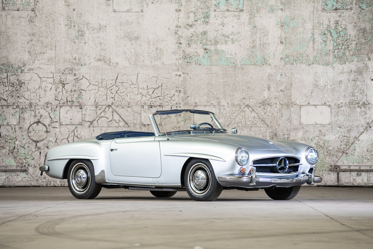 1962 Mercedes-Benz 190SL For Sale (picture 1 of 6)