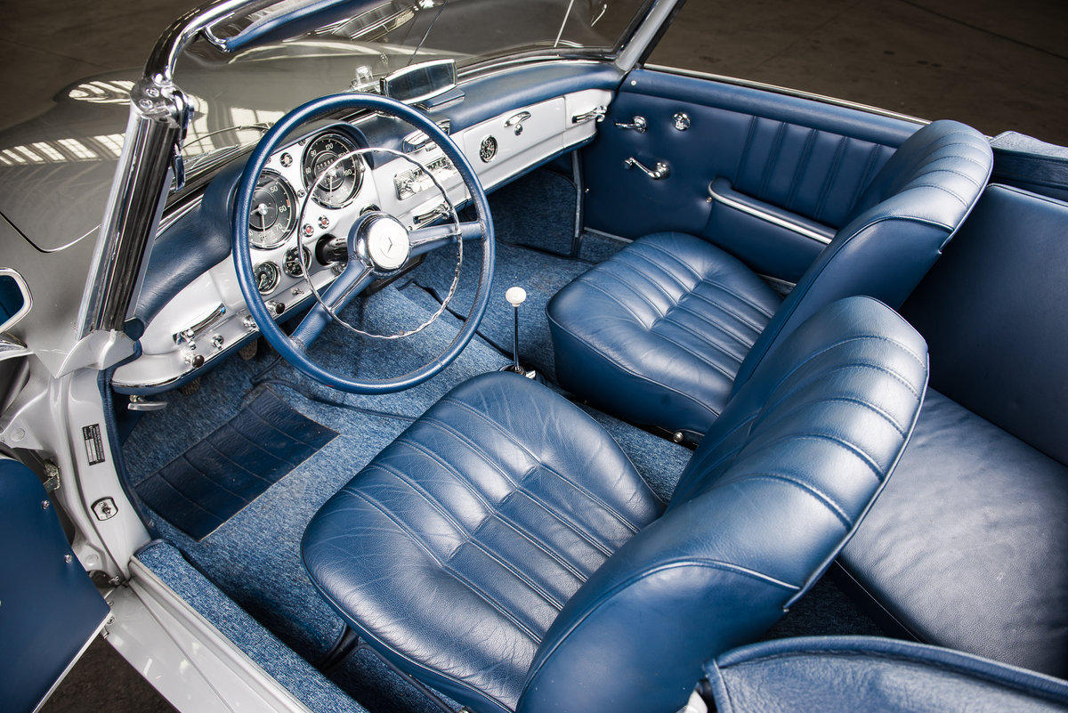 1962 Mercedes-Benz 190SL For Sale (picture 4 of 6)
