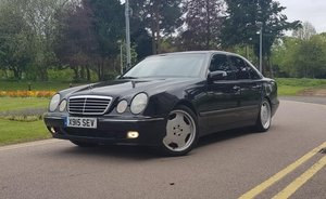 2000 Mercedes E Class E430 4.3 V8 W210 Avantgarde For Sale