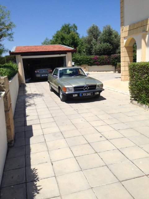 1979 Mercedes Benz 450SLC For Sale (picture 5 of 6)