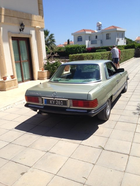 1979 Mercedes Benz 450SLC For Sale (picture 6 of 6)