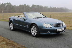 2003 A resplendent - First Generation - Mercedes-Benz SL 500 (R23 SOLD