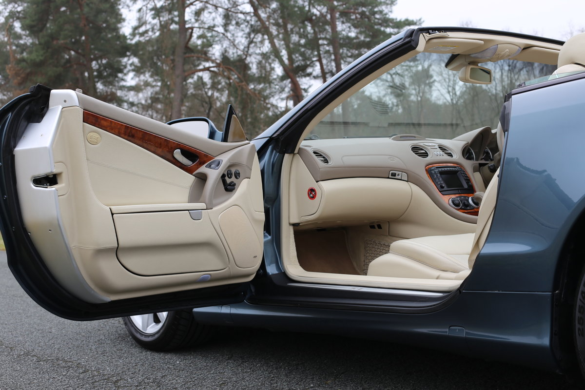 2003 A resplendent - First Generation - Mercedes-Benz SL 500 (R23 SOLD (picture 3 of 6)