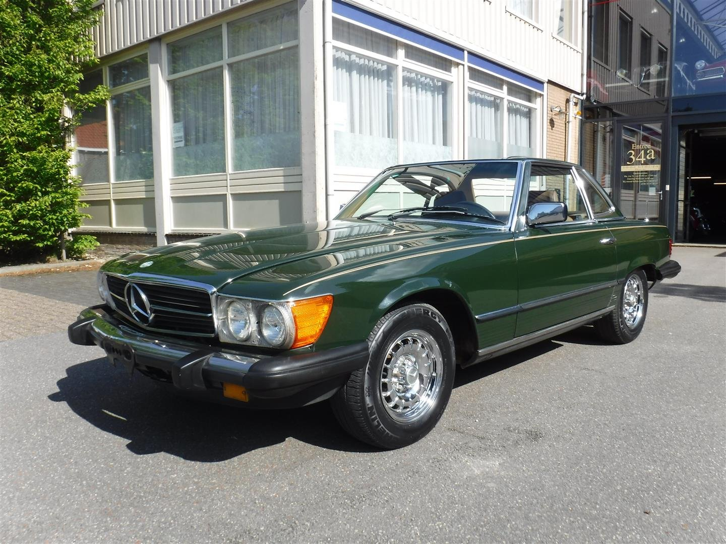 1983 Mercedes Benz 380SL roadster '83 For Sale (picture 1 of 6)