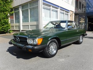 1983 Mercedes Benz 380SL roadster '83 For Sale