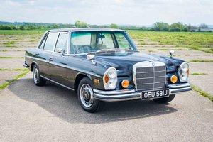 1971 Mercedes-Benz 300SEL 6.3 - RHD - Original & Corrosion Free SOLD