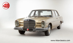 1972 Mercedes W108 280 SE /// 65k Miles For Sale