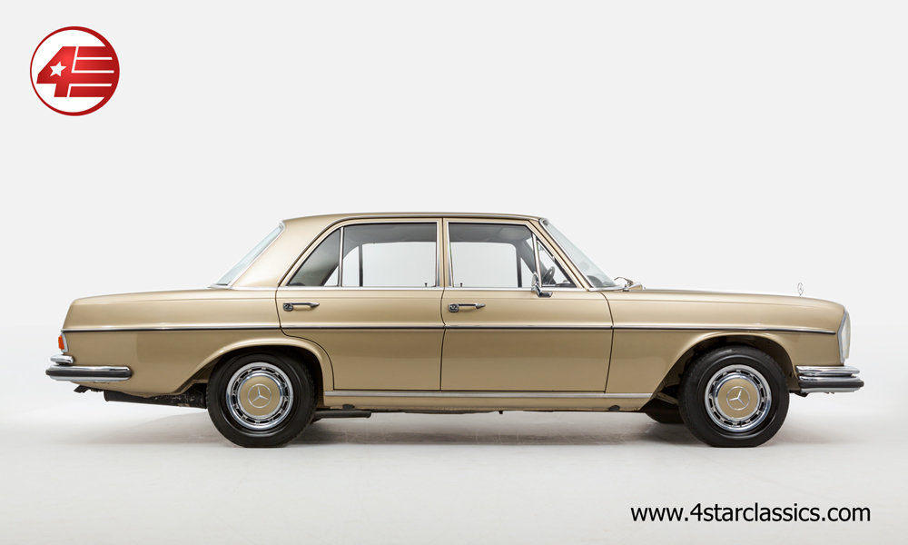 1972 Mercedes W108 280 SE /// 65k Miles For Sale (picture 2 of 6)