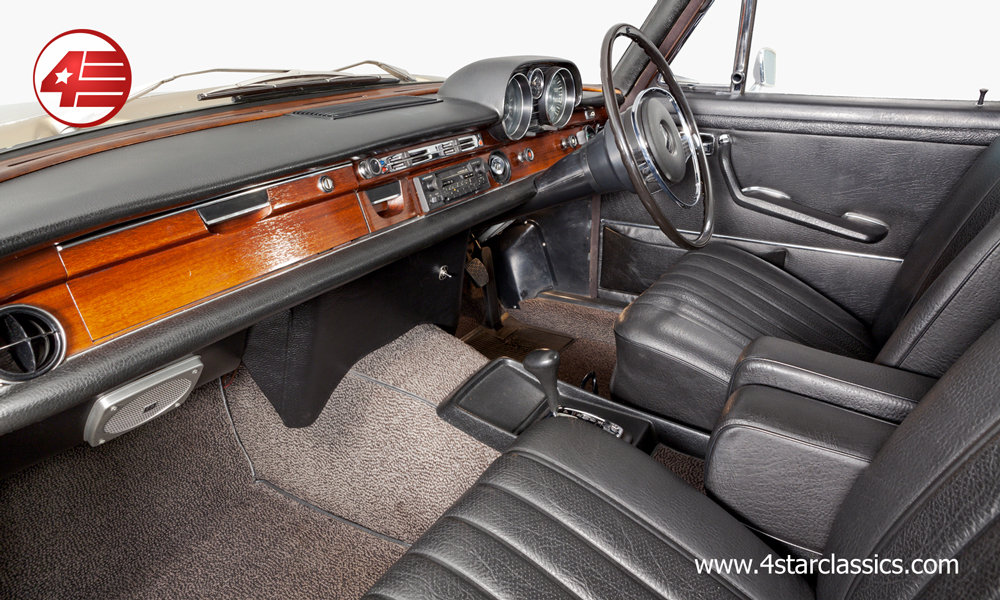 1972 Mercedes W108 280 SE /// 65k Miles For Sale (picture 4 of 6)