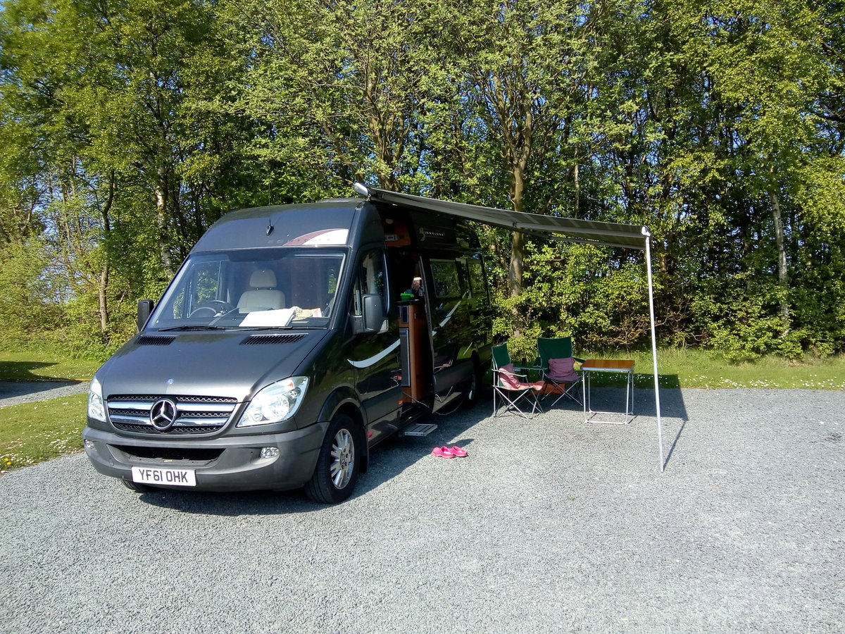 2012 Superb MERCEDES SPRINTER RS EQUINOX low mileage SOLD (picture 6 of 6)