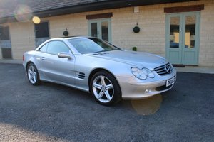 2005 MERCEDES SL500 - 66,000 MILES  For Sale