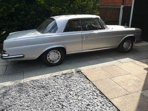 1965 Mercedes Benz W111 220se
