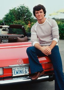 Mercedes SL450 Cabrio Model 107 Bobby Ewing Dallas 1978