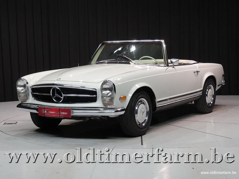 1969 Mercedes-Benz 280SL Automatic '69 For Sale (picture 1 of 6)