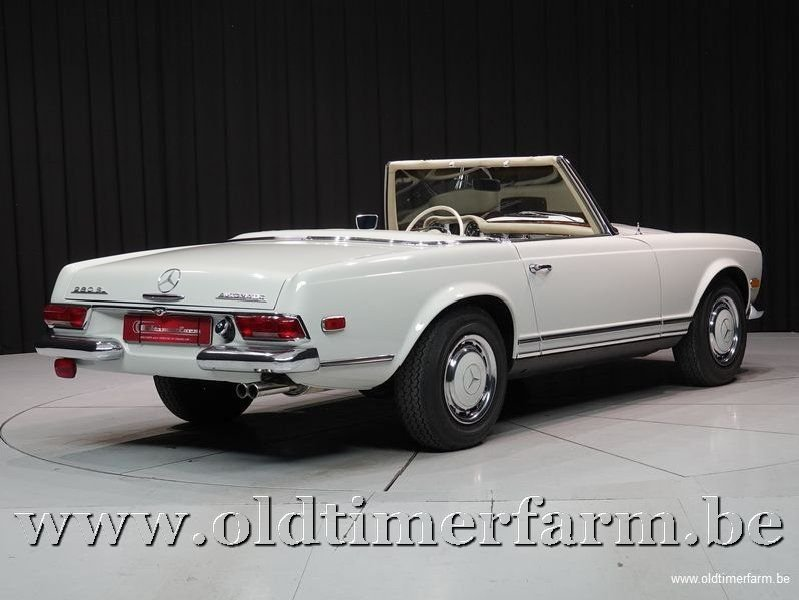1969 Mercedes-Benz 280SL Automatic '69 For Sale (picture 2 of 6)