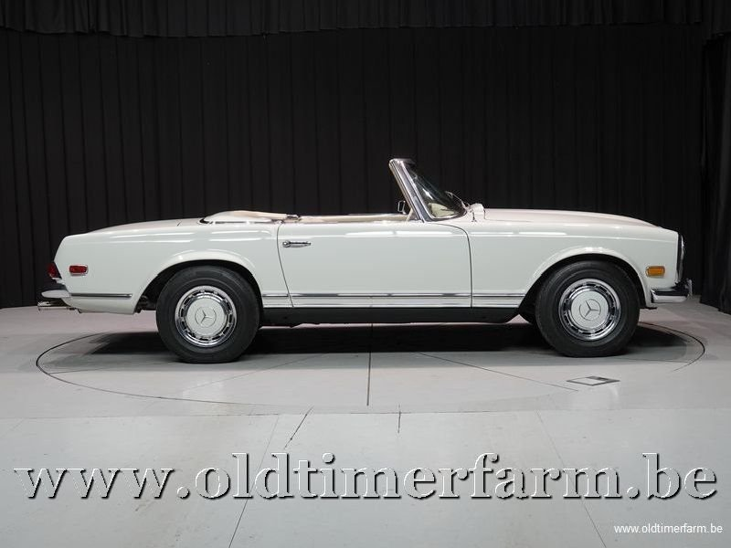 1969 Mercedes-Benz 280SL Automatic '69 For Sale (picture 3 of 6)