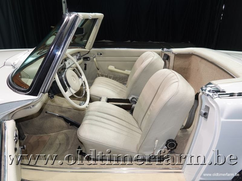 1969 Mercedes-Benz 280SL Automatic '69 For Sale (picture 4 of 6)