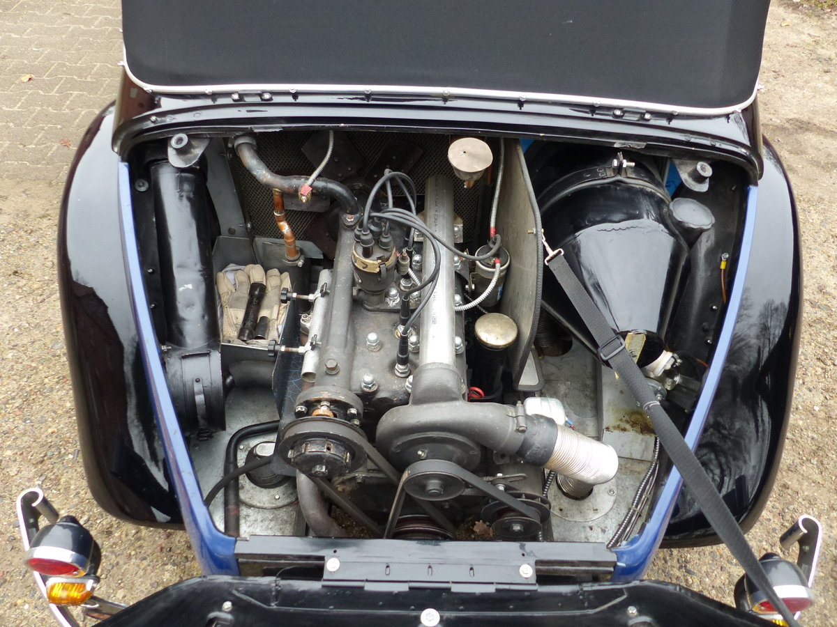 1934 very rare convertible saloon For Sale (picture 4 of 6)