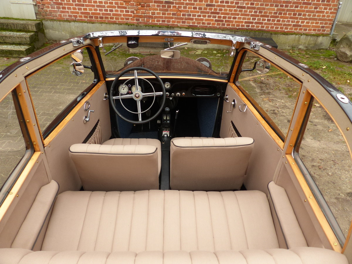 1934 very rare convertible saloon For Sale (picture 5 of 6)