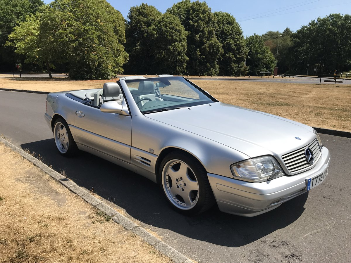 1999 Mercedes-Benz SL 320 V6 For Sale (picture 1 of 6)