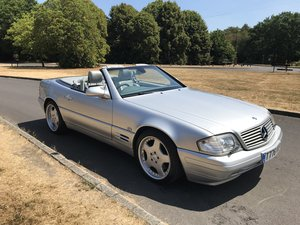 1999 Mercedes-Benz SL 320 V6