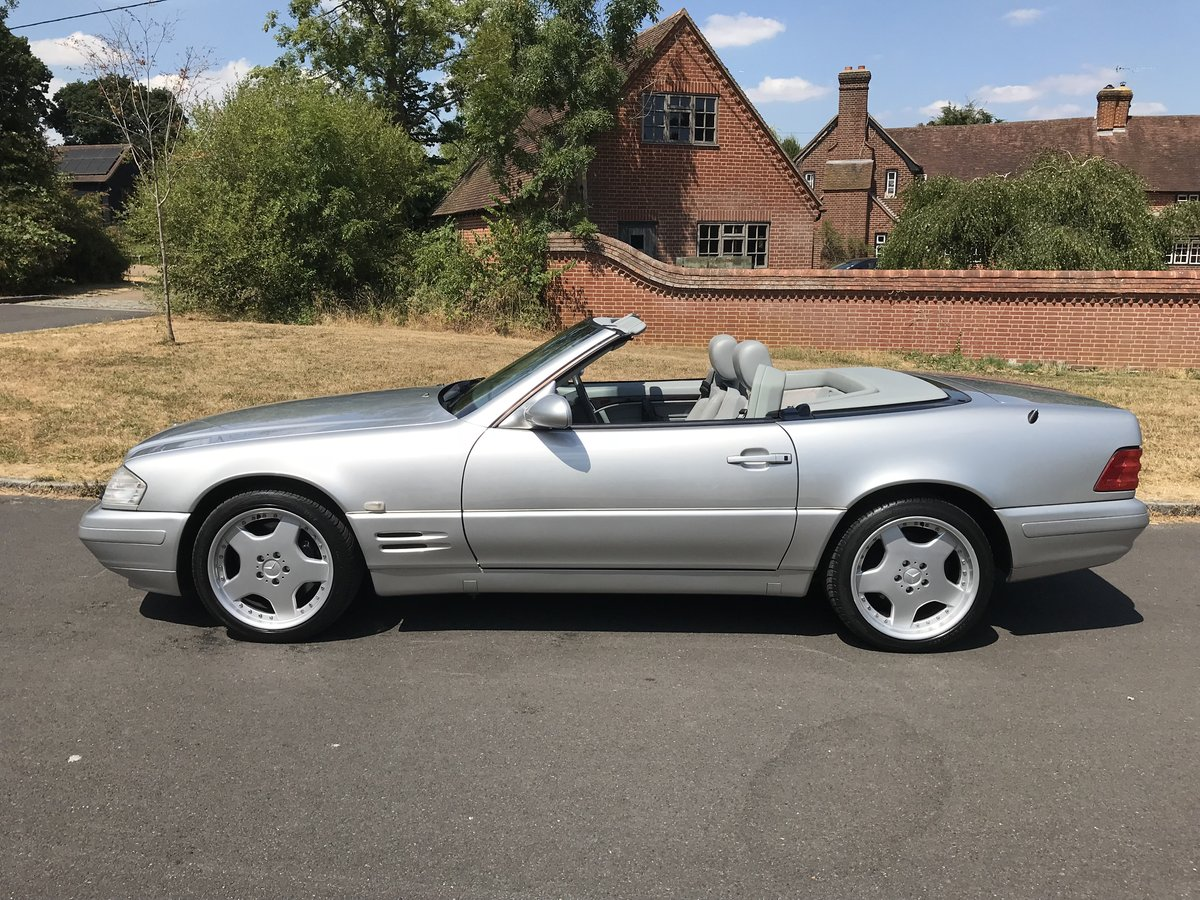 1999 Mercedes-Benz SL 320 V6 For Sale (picture 3 of 6)