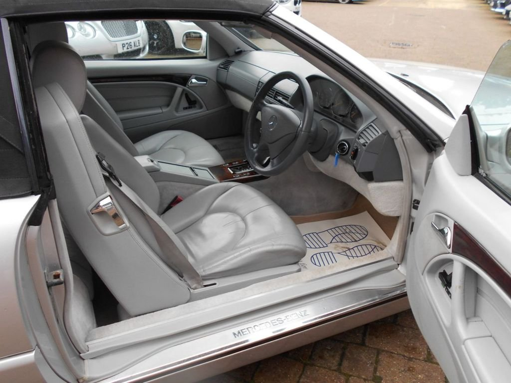 1999 Mercedes-Benz SL 320 V6 For Sale (picture 6 of 6)