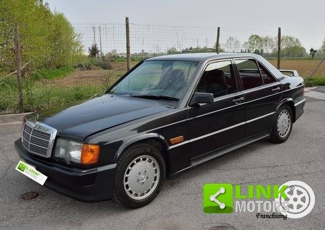 1985 MERCEDES BENZ 190 E - MOTORE BENZINA 2.3 A 16 VALVOLE For Sale (picture 1 of 6)