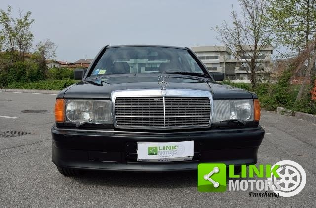 1985 MERCEDES BENZ 190 E - MOTORE BENZINA 2.3 A 16 VALVOLE For Sale (picture 2 of 6)