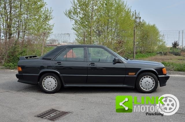 1985 MERCEDES BENZ 190 E - MOTORE BENZINA 2.3 A 16 VALVOLE For Sale (picture 3 of 6)
