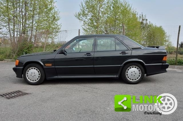 1985 MERCEDES BENZ 190 E - MOTORE BENZINA 2.3 A 16 VALVOLE For Sale (picture 5 of 6)