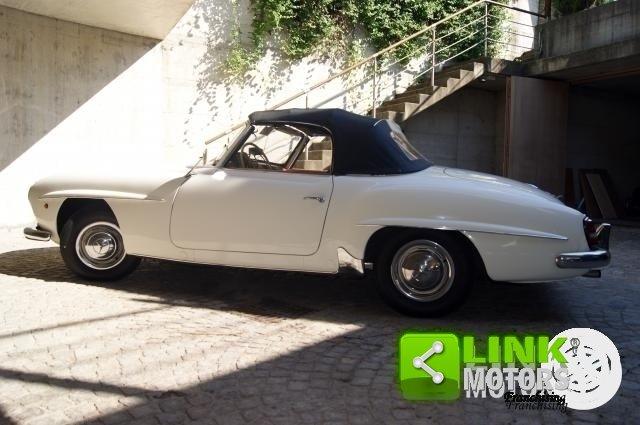 MERCEDES BENZ 190SL DEL 1959 ISCRITTA ASI POSSIBILITA' DI G For Sale (picture 2 of 6)