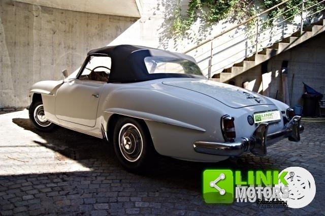 MERCEDES BENZ 190SL DEL 1959 ISCRITTA ASI POSSIBILITA' DI G For Sale (picture 3 of 6)