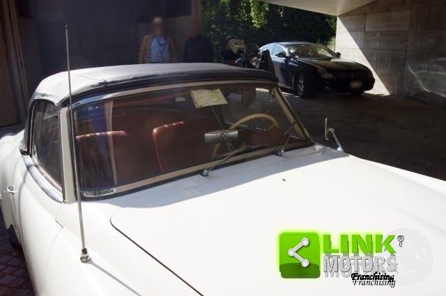 MERCEDES BENZ 190SL DEL 1959 ISCRITTA ASI POSSIBILITA' DI G For Sale (picture 5 of 6)