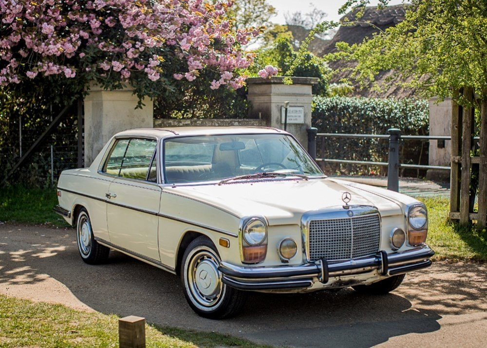 1972 Mercedes-Benz 250C For Sale (picture 1 of 6)