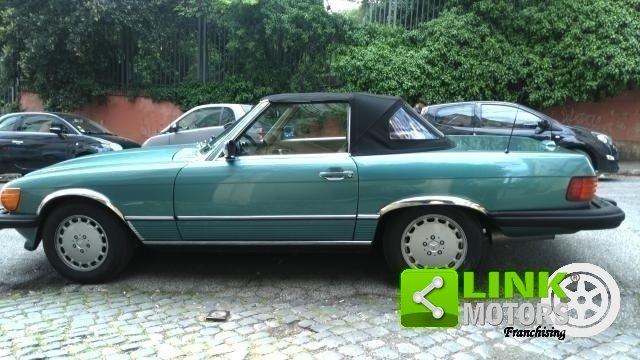 1988 Mercedes Classe SL 560, Versione Stati Uniti, Cambio automa For Sale (picture 5 of 6)
