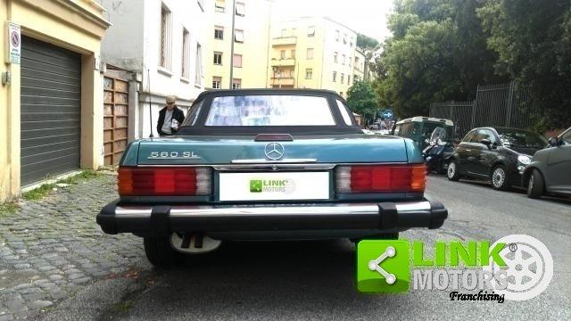 1988 Mercedes Classe SL 560, Versione Stati Uniti, Cambio automa For Sale (picture 6 of 6)