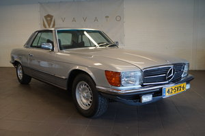 Mercedes Benz 350SLC, 1978 For Sale by Auction