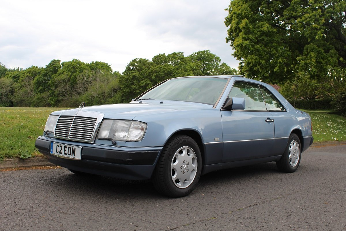 Mercedes 300 CE Auto 1992 - to be auctioned 26-07-19 For Sale by Auction (picture 1 of 6)